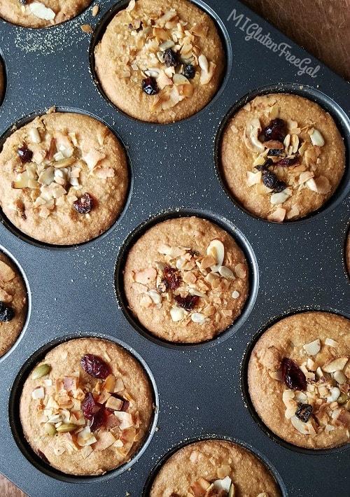 Paleo Vegan Muffin Tops - MI Gluten Free Gal