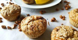 Gluten-Free Banana Cinnamon Chip Muffins