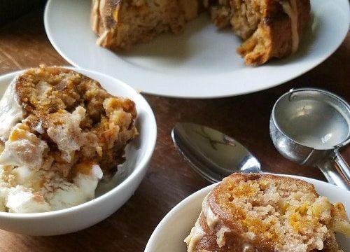 Gluten-Free Applesauce Bundt Cake