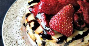 Single Serve Gluten-Free Cheesecake