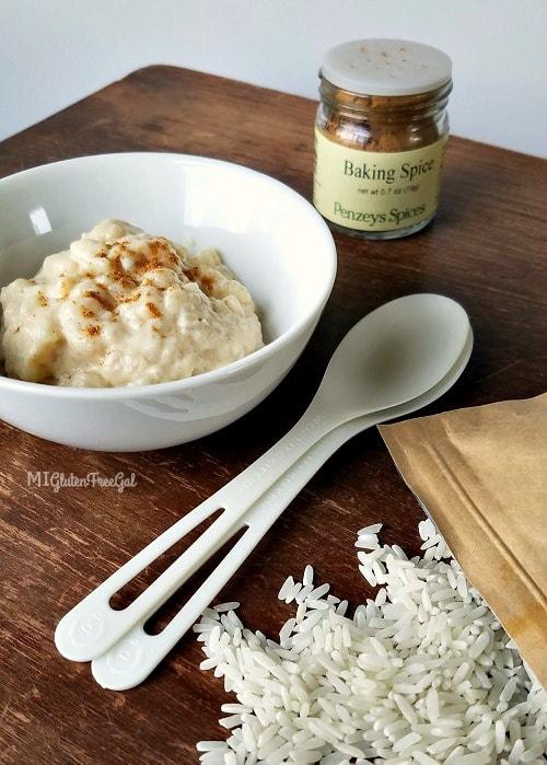 Tres Leche Rice Pudding
