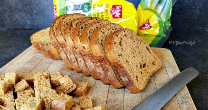 Schar 10 Grains and Seeds Artisan Bread
