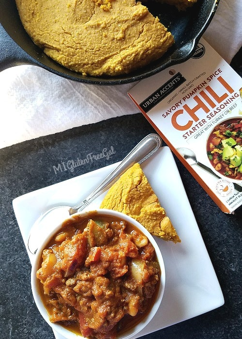 AGF Fall Favorites Pumpkin Chili