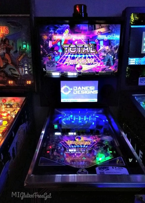 Alt Brew in Madison Wisconsin hosts monthly pinball tournaments