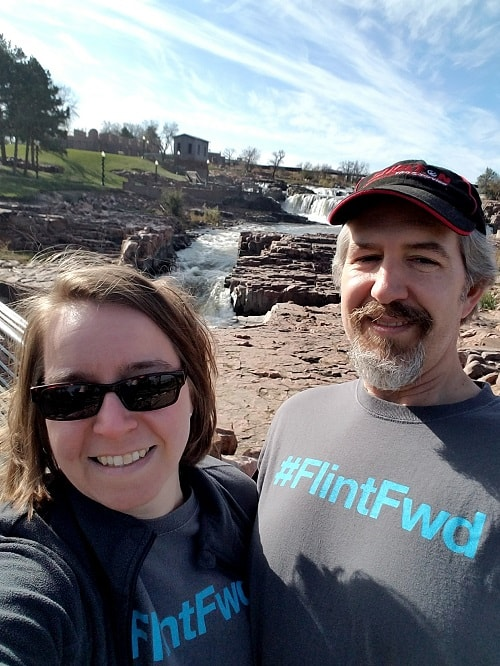 The perfect travel partner for this Sioux Falls gluten-free adventure