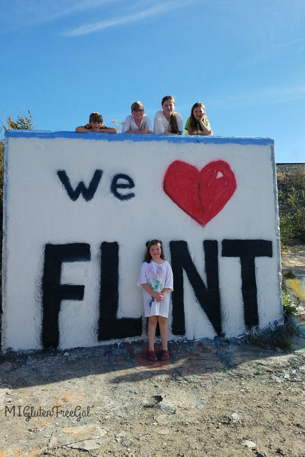 Flint continues to improve and we continue to live Flint