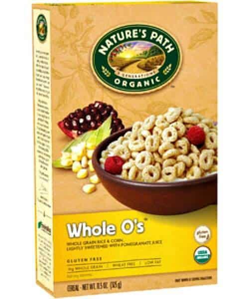 Nature S Path Organic Gluten Free Cereals