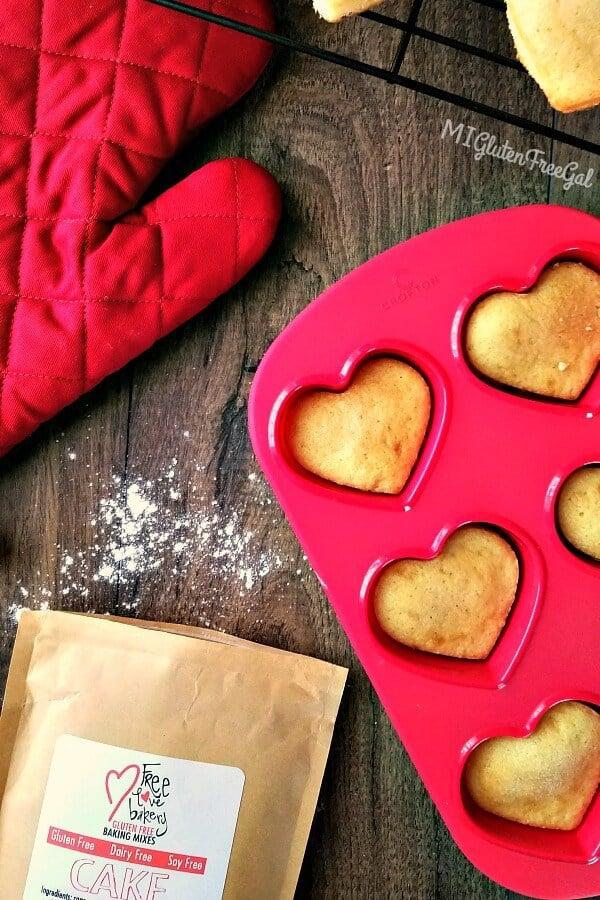 Gluten Free Little Debbie Valentine Cakes Free Love Bakery