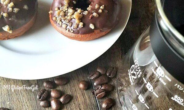Easy Gluten-Free Mocha Donuts and Truffles