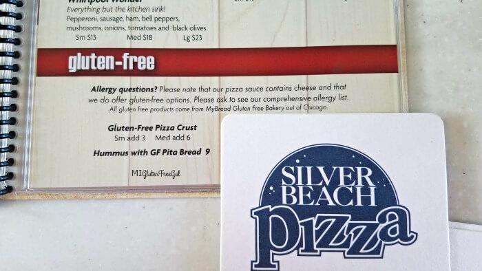 Silver Beach Pizza - A St  Joseph Destination - MI Gluten
